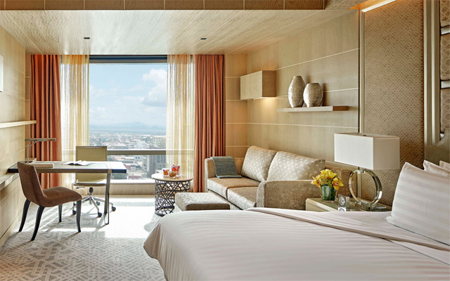Shangri-La at the Fort's Fam Voyage package