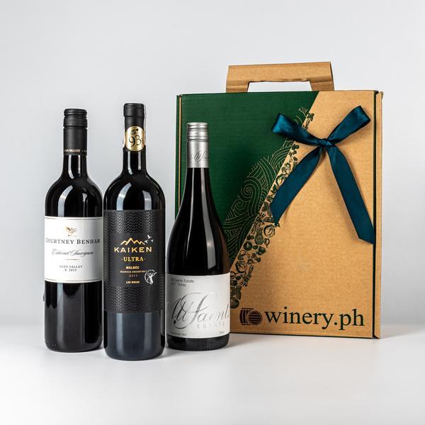 Dad's Premium New World Reds by Winery.ph