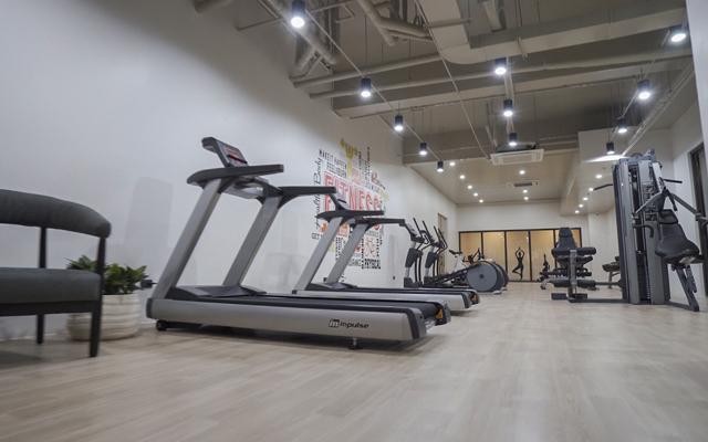 Citadines Amigo Iloilo Fitness Center