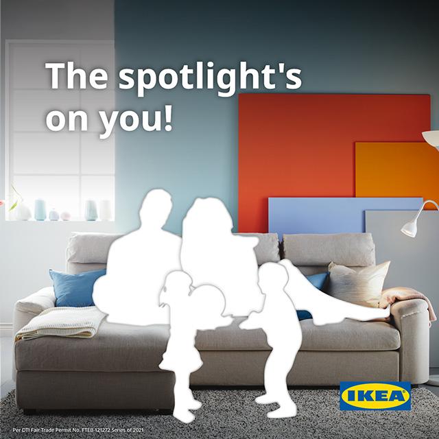 IKEA Philippines Magazine cover search