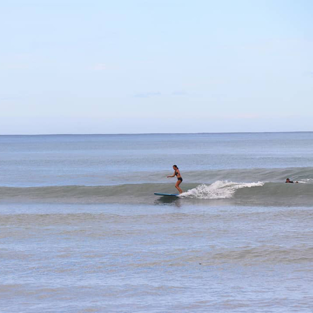 Crystal Beach Resort is home to a surf school facilitated by instructors who are certified by the International Surfing Association and Academy of Surfing Instructors