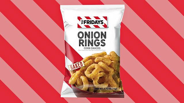 TGI Fridays Onion Rings
