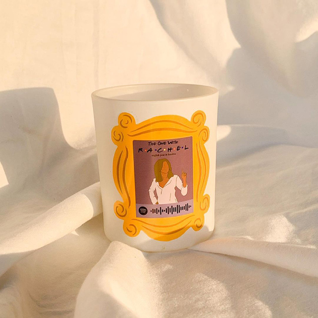friends candles