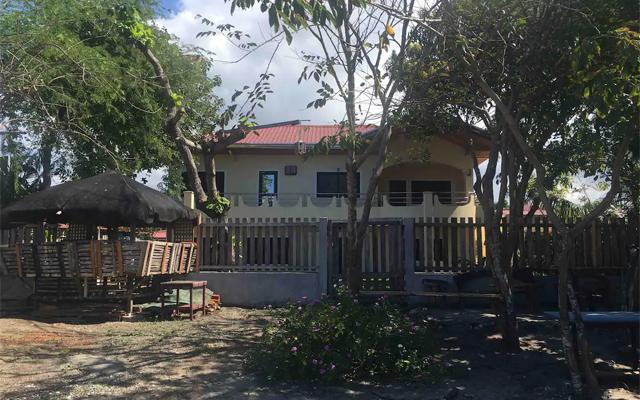 la union airbnb beachfront villa