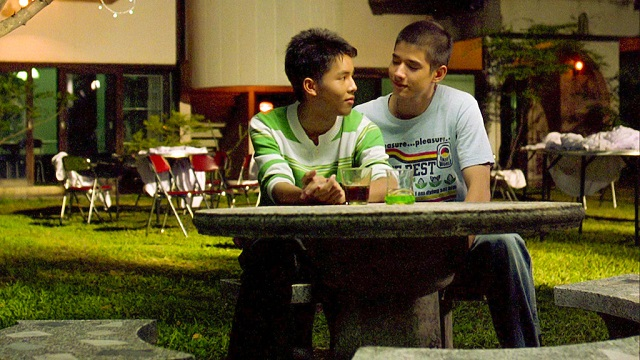 Boys' Love: Witwisit Hiranyawongkul and Mario Maurer in Love of Siam