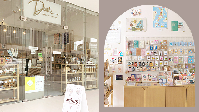 dear paper, cebu, stationery store