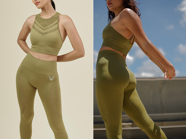 shopping finds: Elevate Activewear Set from INEX Active