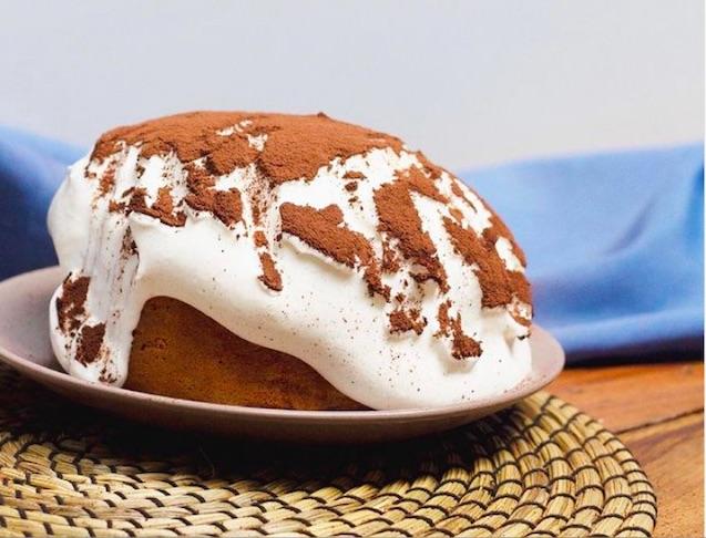 tsunami cake