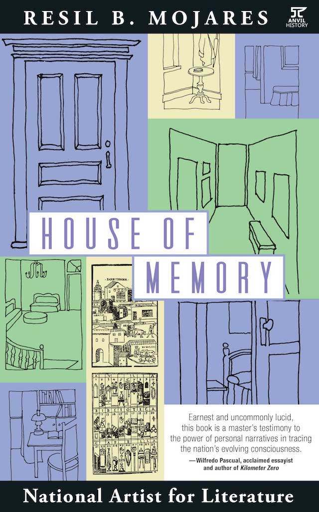 book about cebu history: House of Memory by Resil Mojares