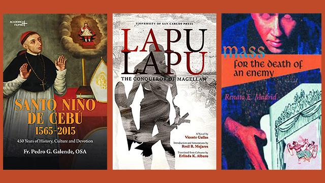 books about cebu