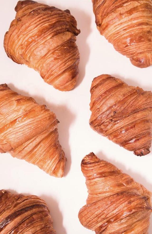 Butterboy Bakehouse croissants