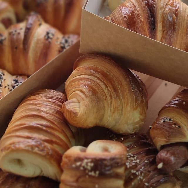 Masa Madre Bakehouse croissants