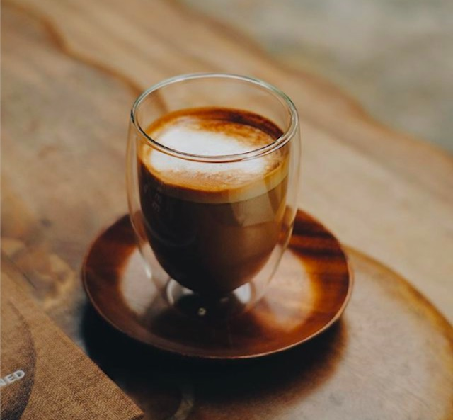 coffee from Gypsy by Chef Waya