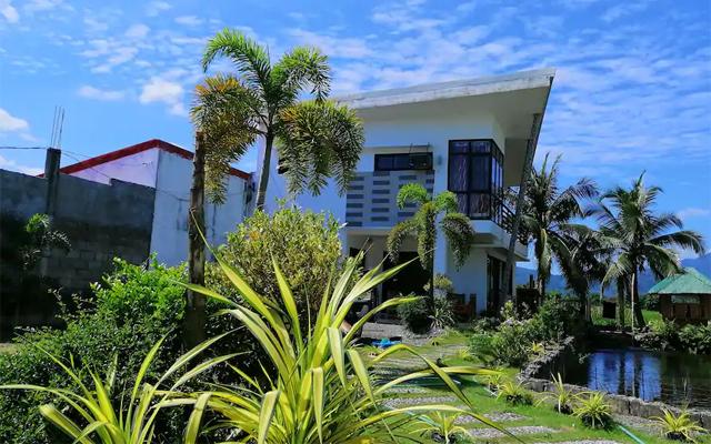 baler airbnb casa herminia