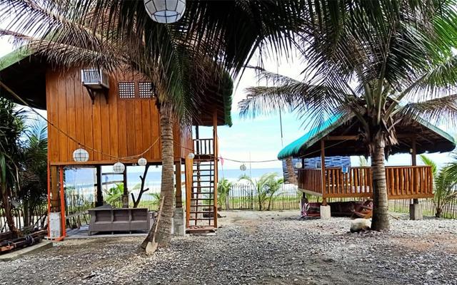 baler airbnb rico's private beach house