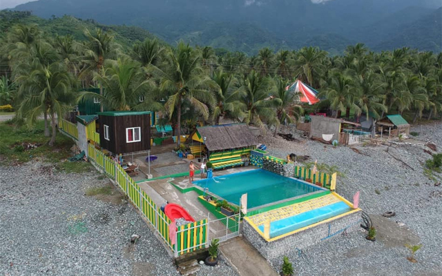 baler airbnb twin rock vacation house