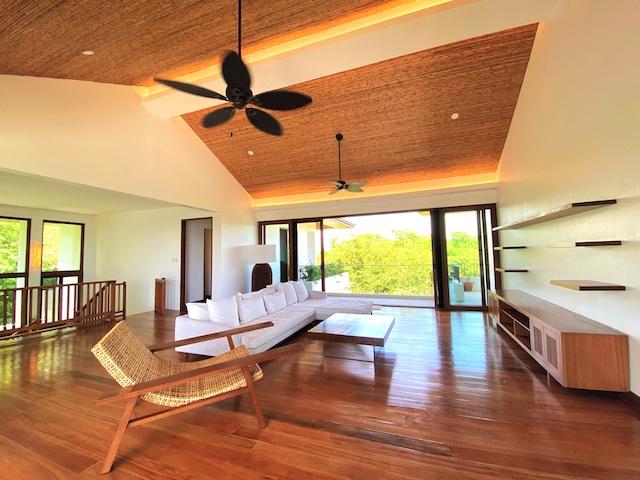 Presello House: Balai Tropicale's family area