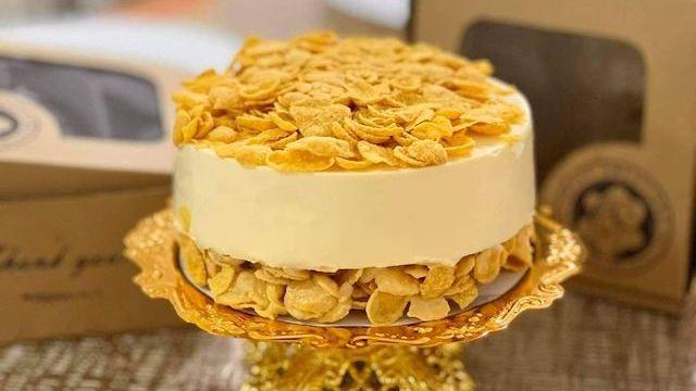 yakult cheesecake