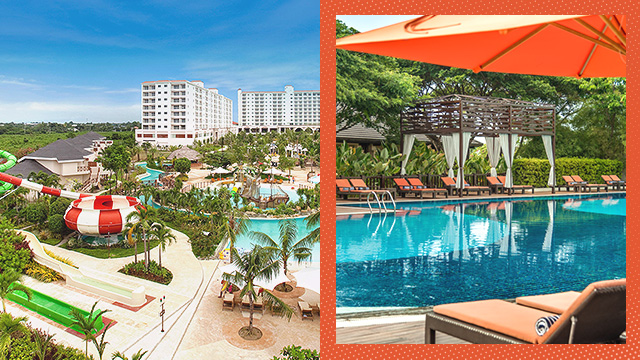 Jpark Island Resort & Waterpark Cebu, Crimson Resort and Spa Mactan