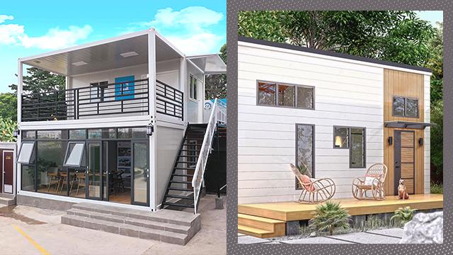 prefab modular houses