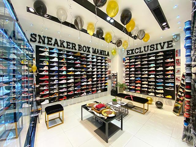 sneaker stores