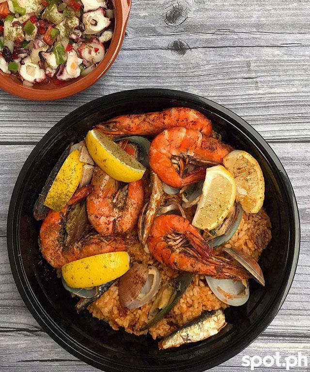 M 46 Kalea Spanish cuisine