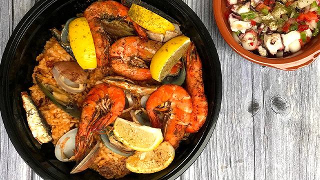 M 46 Kalea Spanish Food