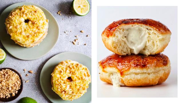 doughnut flavors