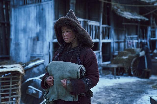 Kim Shi A as Young Ashin