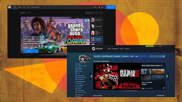 online game shops
