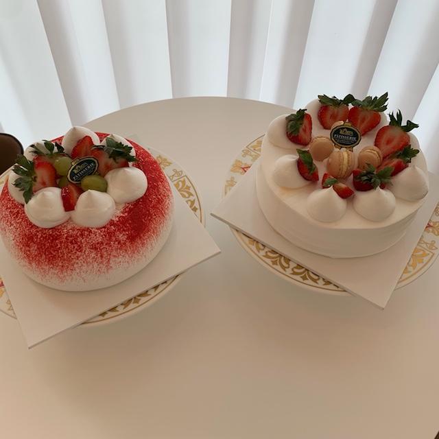 Merci's Strawberry Shortcake