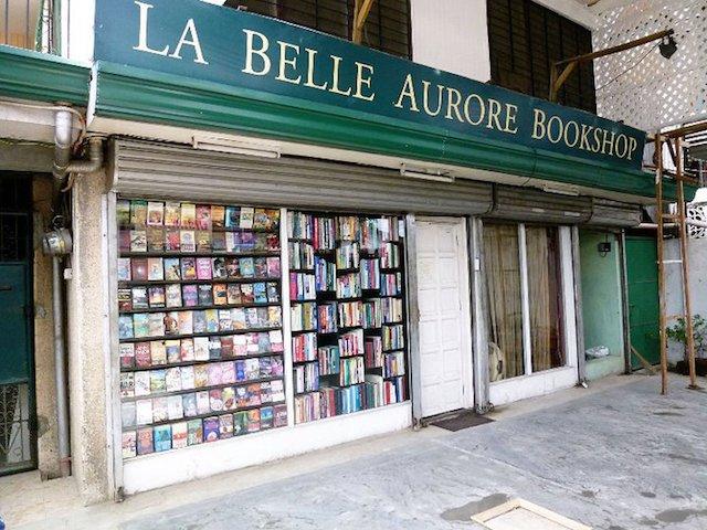 La Belle Aurore Bookshop