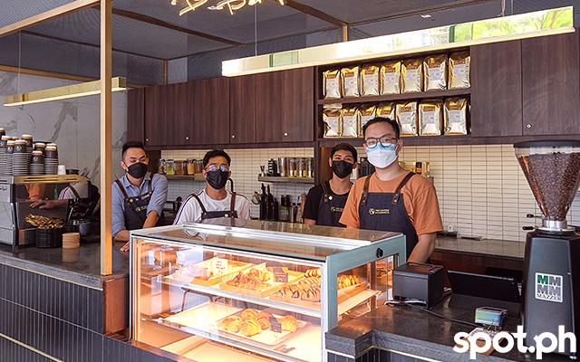 coffee shop in bgc