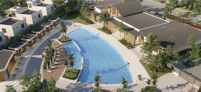 The Lindgren by Global-Estate Resorts, Inc. and Megaworld