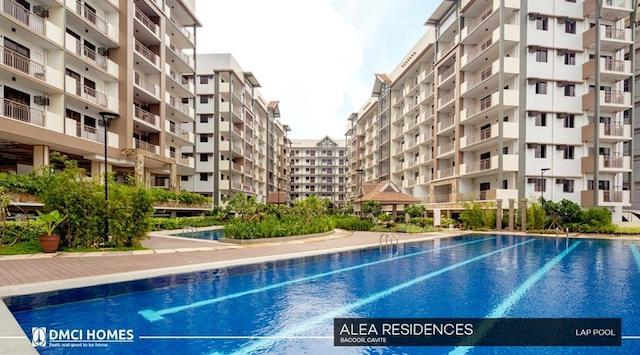 Alea Residences by DMCI