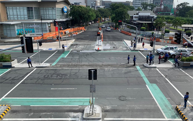 kapitolyo pasig bike lanes