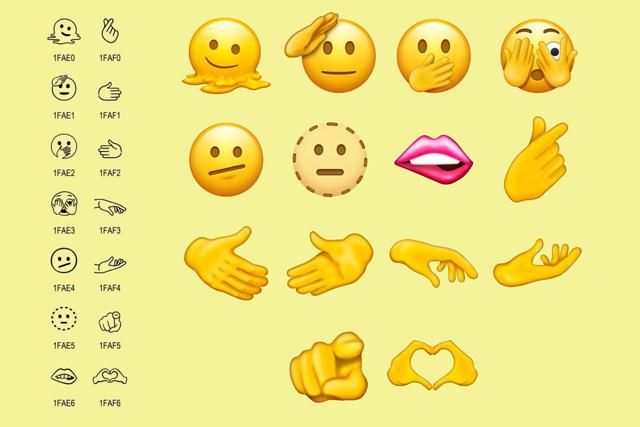 new emojis 2021