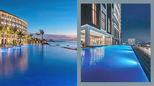 infinity pools in cebu