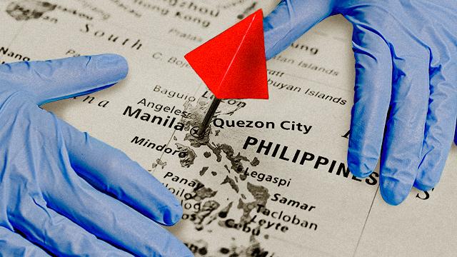 philippines covid ranking