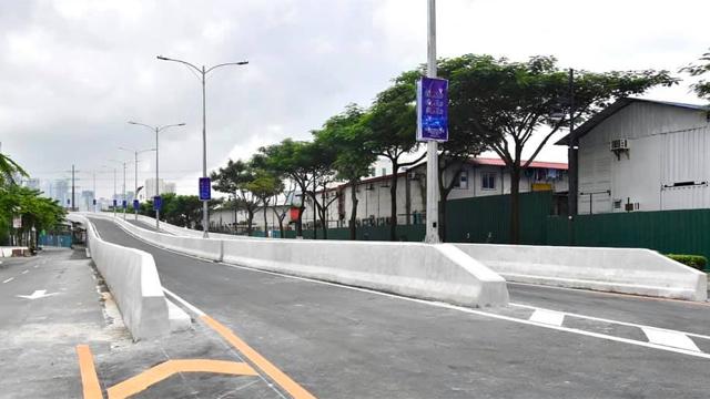 BGC-Ortigas Center Link Road Project