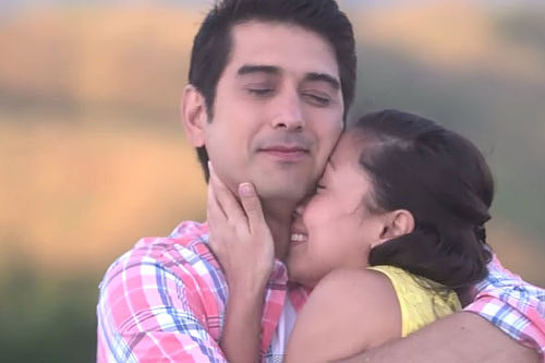 Jodi Santamaria and Ian Veneracion on Pangako Sa'Yo