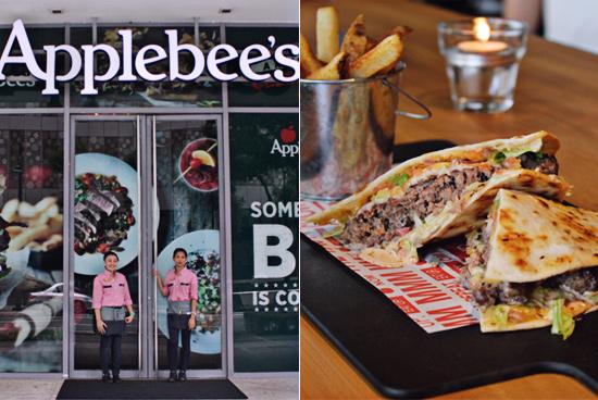 Applebee at Bonifacio Global City