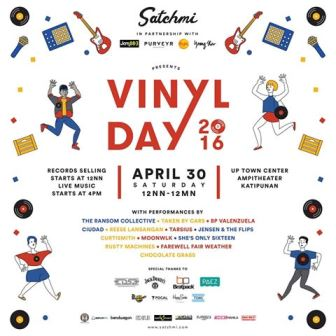 Vinyl Day 2016