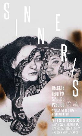 SINNER/S: A Spoken Word Show + Open Mic Night