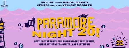 Paramore Night 20