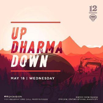 Up Dharma Down Live