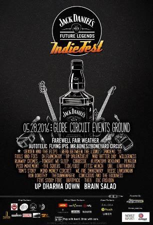 Jack Daniel's Future Legends INDIEFEST