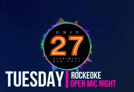 Rockeoke Open Mic Night