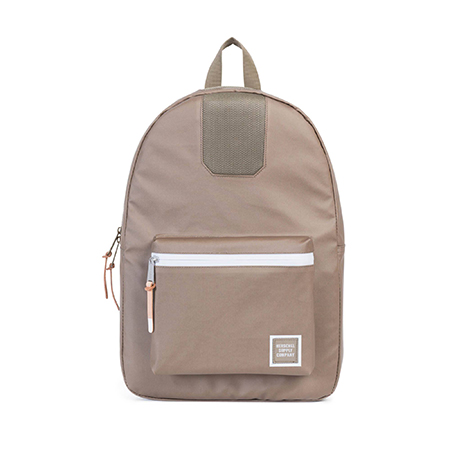 Studio Settlement Backpack (P4,890) in Lead Green