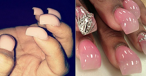 There's A Funky New Nail Trend And We're Not Sure How To ...